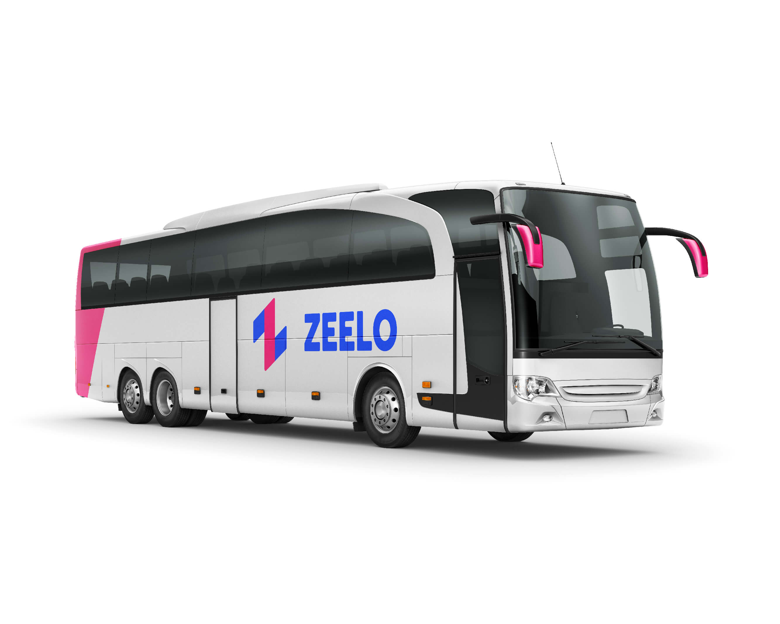 Executive Coach (Air con, Leather Seating, Additional Luggage Space, Toilet Facilities)