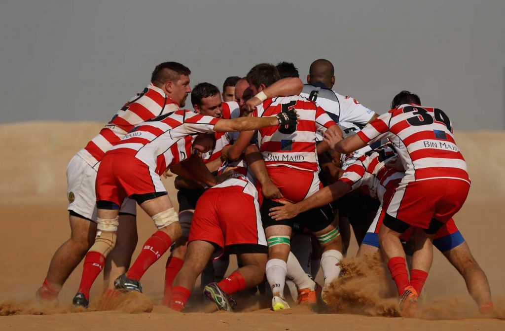 Rugby In The Desert – Ras Al Khaimah, UAE
