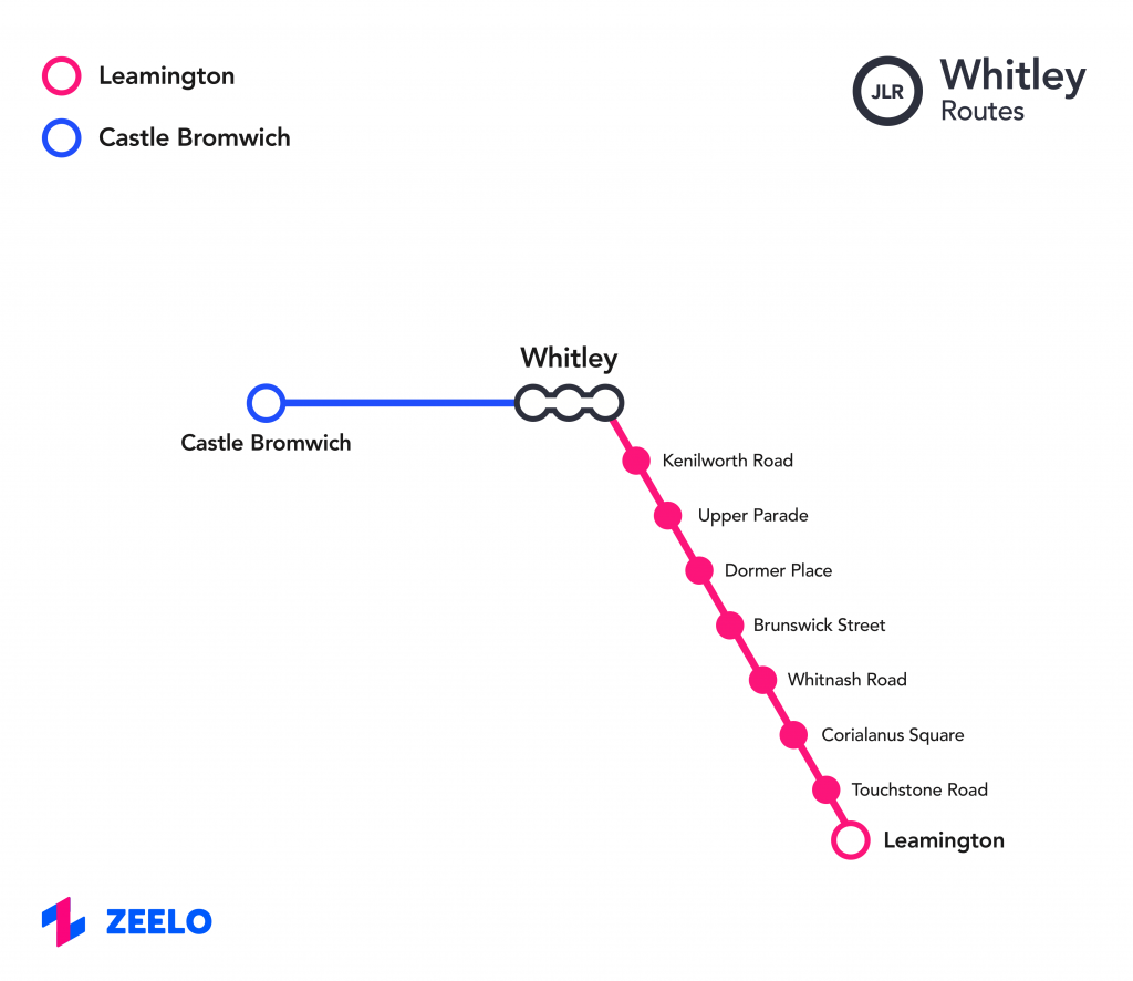 Whitley Route Map V2