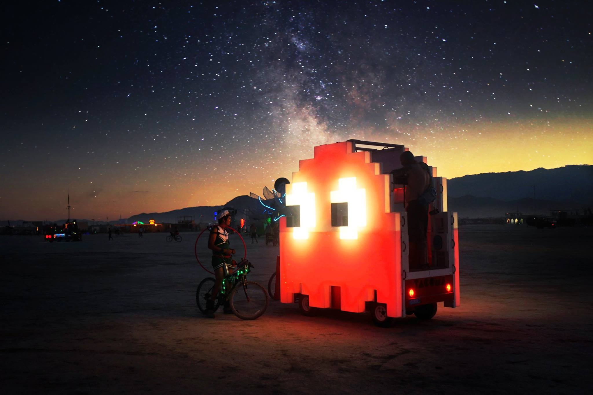 Burning Man – Napa, California