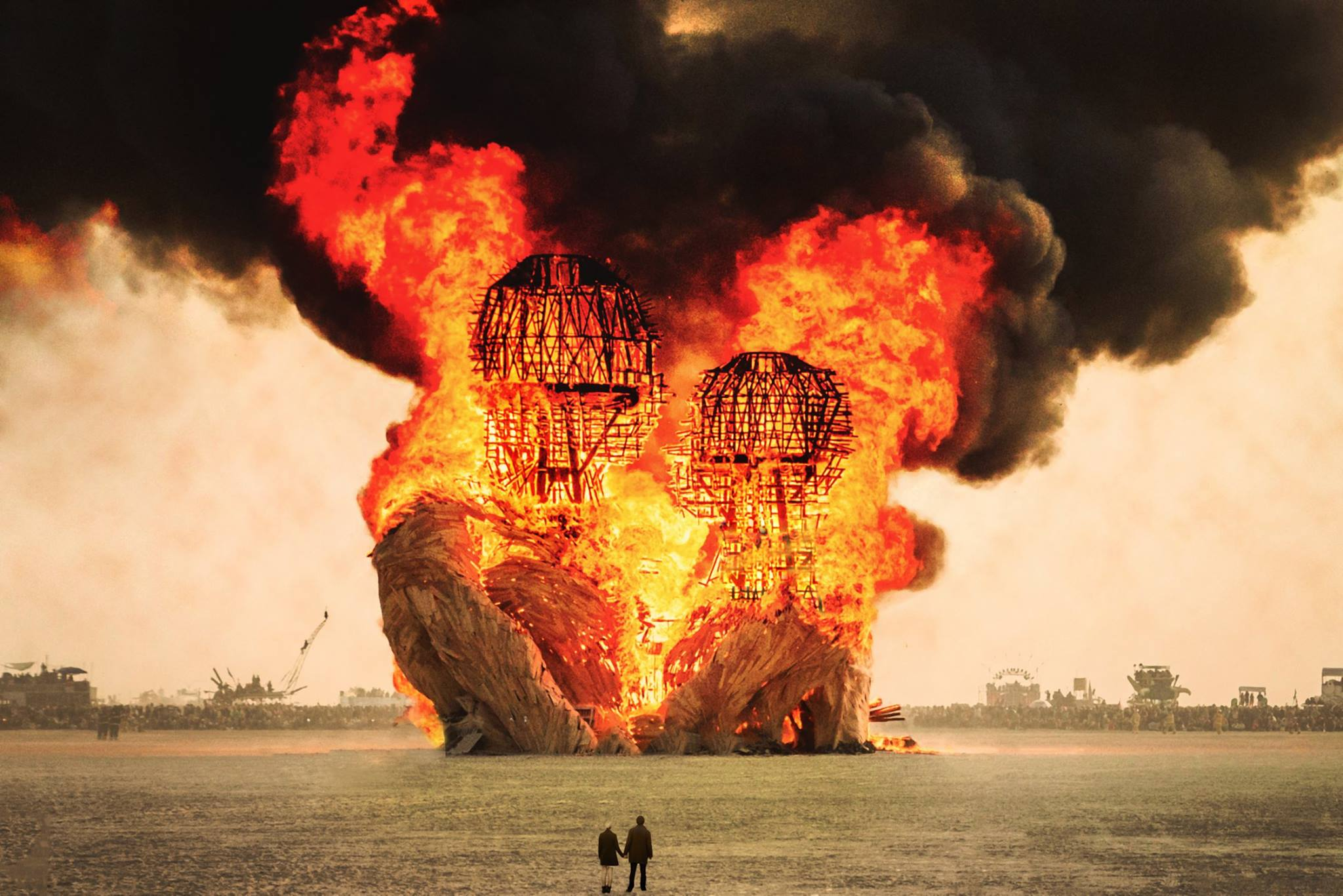 Victor Habchy - Burning Man
