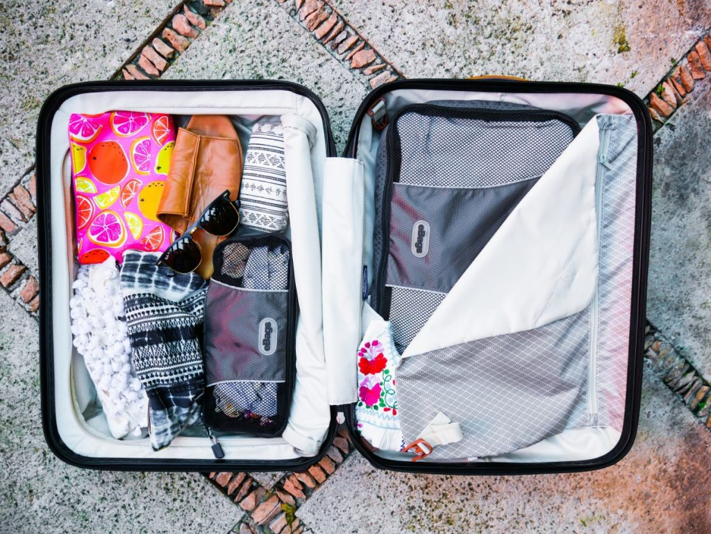 hand luggage hacks