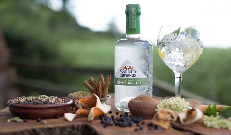Warner Edwards Gin Distillery - Harrington