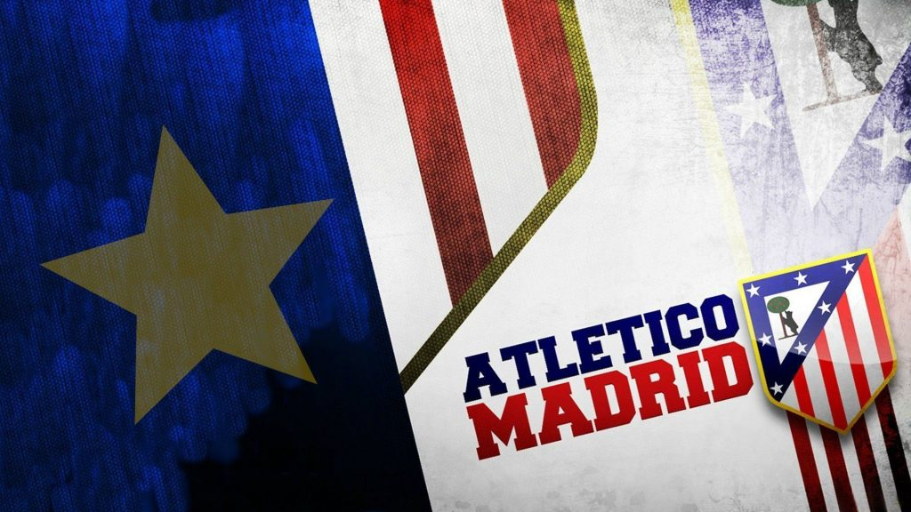 Athletico Madrid Wallpaper