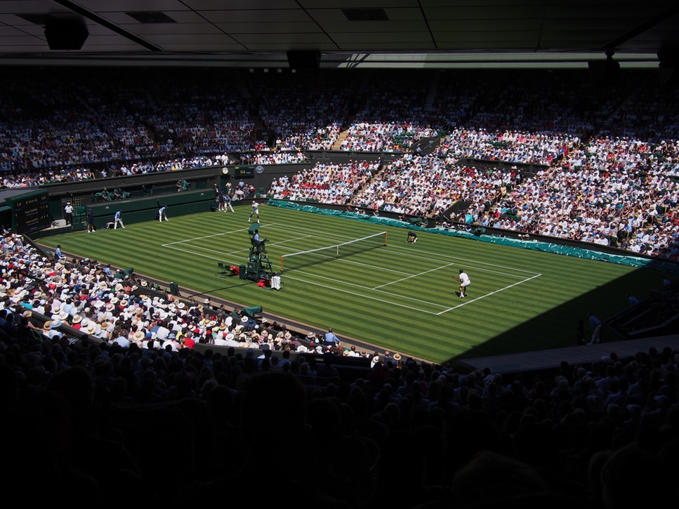 All England Lawn Tennis Club Centre Court, London, United Kingdom