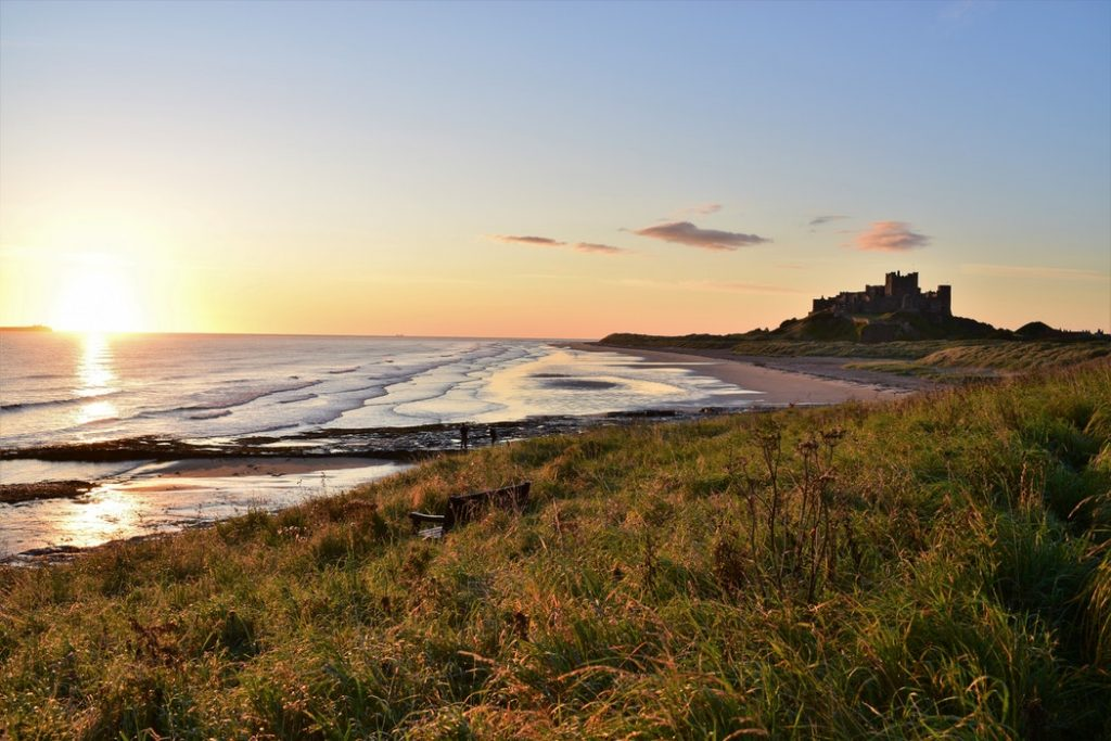 Bamburgh Castle, Bamburgh, United Kingdom