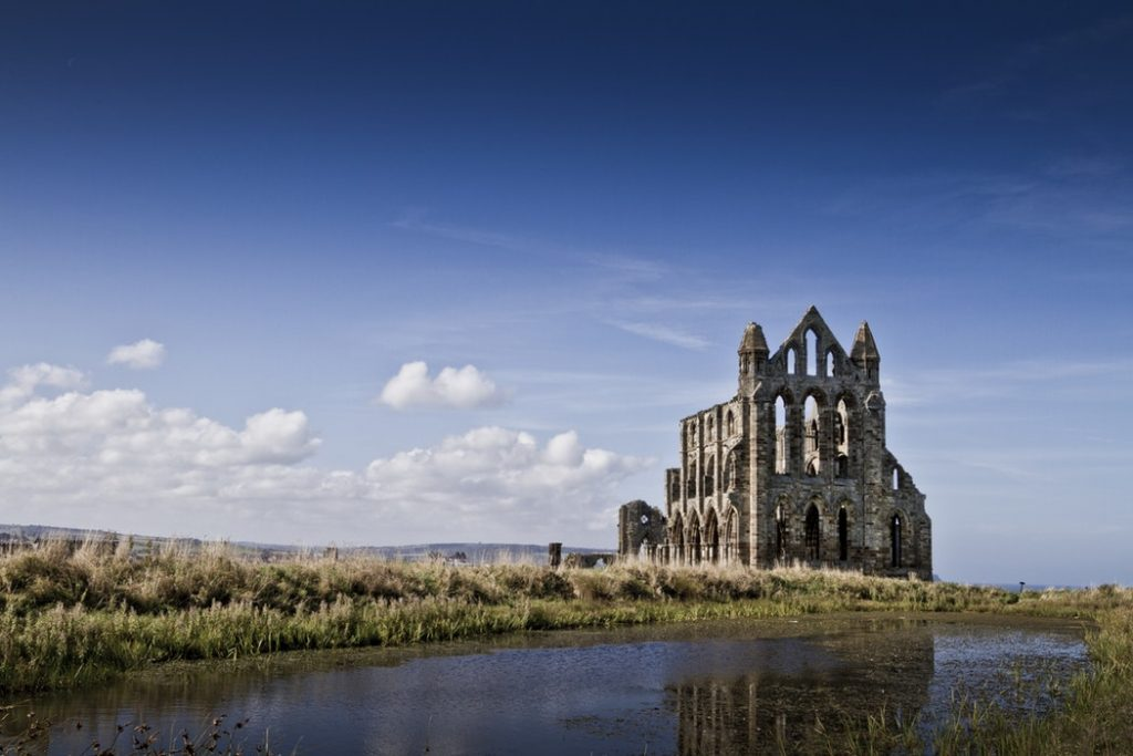 Whitby Abbey, Whitby, United Kingdom